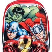 Детский рюкзак Marvel Avengers Assemble 3D Мстители