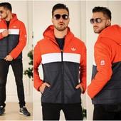 Куртка мужская Adidas  -10