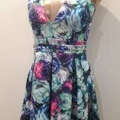 Красивое  платье р.8