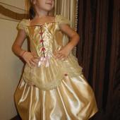 Платье принцесса Бель