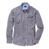 Стильный и универсальный вариант - рубашка в клетку Tchibo, Германия - 100% хлопок