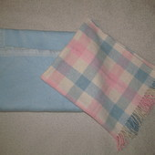 Одеяло + плед для кроватки, коляски