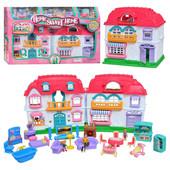 Игровой набор Кукольный домик 22002