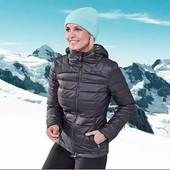 Стеганая женская термокуртка active ТСМ(германия), размер 50-52(на бирке л)