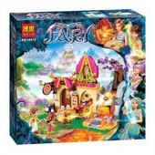 Конструктор Bela Fairy (10412), 323 дет. Азари и волшебная булочная