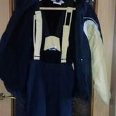 Комбинезон+куртка. Размер S.
