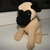 классная собака Tomy Англия 16 см шарнирная голова отл.состояние.