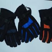 Лыжные мужские перчатки на подростка или не очень большая мужская рука