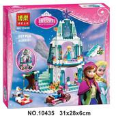 Конструктор Bela 10435 Ледяной замок Эльзы , 297 дет.