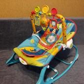 Кресло-качалка Fisher Price Сафари (X7044)