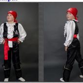Карнавальный костюм пират Джек Воробей 3-6 лет
