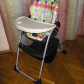 Продам стульчик для кормления Chicco 'Happy Snack'