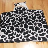 Красивое полотенце для ребенка 1-2 года