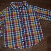 Рубашка стиляге Gap
