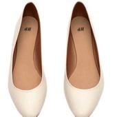 балетки H&M USA, размер 39