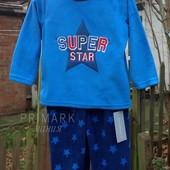 Флисовая пижама для мальчика (1-3 года) Primark