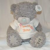 Мишка Teddy 20 см. «Для сестры»