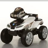 Квадроцикл bambi M 0417 E,колеса eva,до 40 кг,6 км/ч,ассортимент