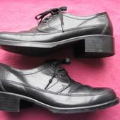 Fretz Men (40, 25,5 см) кожаные туфли мужские
