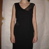 46-48 р-р, лёгкое платье b.p.c. Бонприкс со вставками