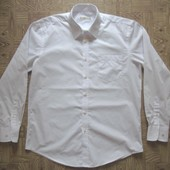 Белая рубашка 50