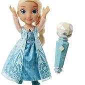 Кукла Эльза с микрофоном поющая Jakks Pacific