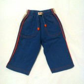 Спортивные штанишки - на 12 месяцев