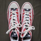 Converse All Star Stars & Bars Hi (42, 27 см) кеды унисекс
