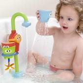 Водопад игрушка для ванной. Кран-аналог yookidoo.