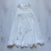 Шикарное белоснежное платье для принцессы. Debenhams. Размер 3 года. Состояние: новой вещи.