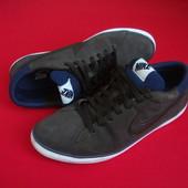 Кроссовки Nike Classic Brown замша оригинал 44-45 размер