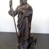 Статуя Иисус (бронзовое покрытие 28см)