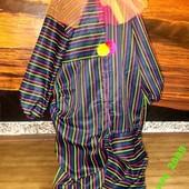 Маскарадный комбинезон клоуна 56 размер