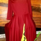 Маскарадное платье 52-54 размер