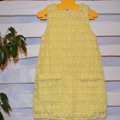 Платье next 5 лет 110 см