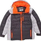 Теплая лыжная куртка для мальчика. Рост 104-122. Германия