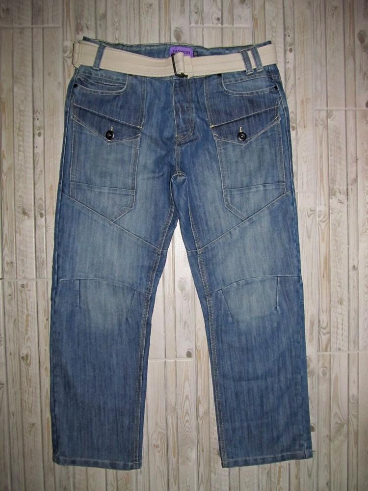 Стильные джинсы george р. 36w 29l наш 50 бангладеш. фото №1