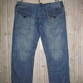 Стильные джинсы George р. 36W 29L наш 50 Бангладеш.