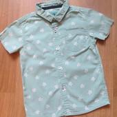 Стильная рубашка  ( 3-4 года )