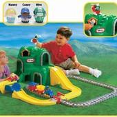 Игровой комплекс Little Tikes Железная дорога 4252