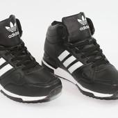 Зимние мужские кроссовки Adidas ZX 750 Адидас