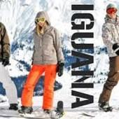 Iguana профессиональная горнолыжная одежда