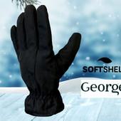Лыжные мужские перчатки George США