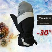 Лыжные детские рукавицы Thinsulate80 Faded Glory Сша