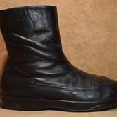 Finn Comfort зимние полусапоги ботинки (овчина) Германия Оригинал 43 р.