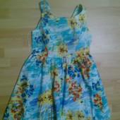 Фирменное платье, сарафан L