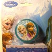 Фирменное светящееся йо-йо Frozen Disney (Америка).