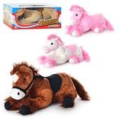 Поющая игрушка лошадка