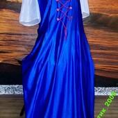 Маскарадное платье 54-58 размера