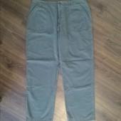 Котоновые брюки Marks&Spencer
